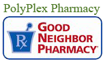 PolyPlex Pharmacy Logo
